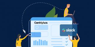 Centilytics-slackIntegration