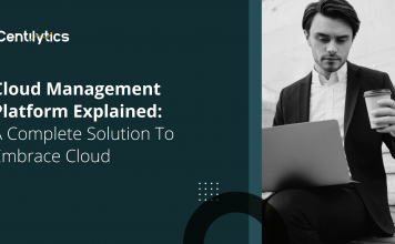 Cloud Management platform explained