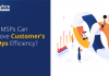 MSPs Can Improve Customer's SysOps Efficienc