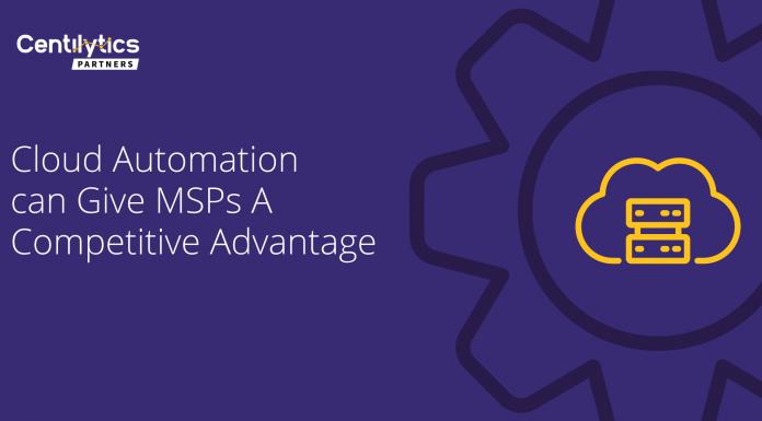 Cloud management for MSPs