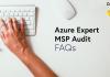 Azure-faq, MSP