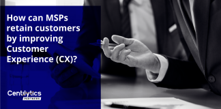 MSPs improve Customer Experience