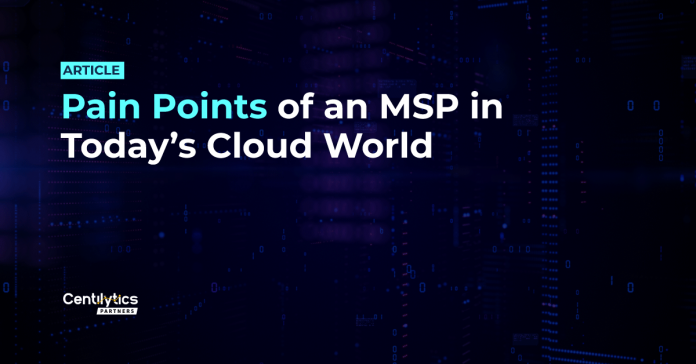 Centilytics-Cloud MSP