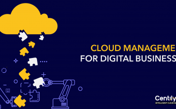 cloud management for digital businesses