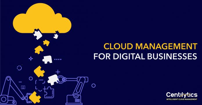 cloud management for digital businesses