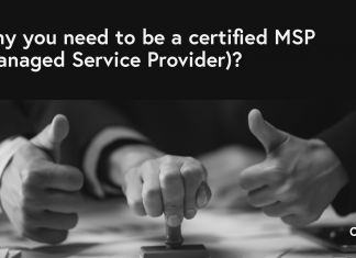 cloud-need to certified MSP