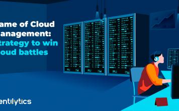 Cloud management, game of cloud management