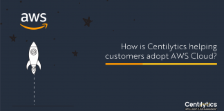centilytics boosting AWS cloud adoption
