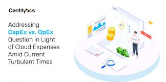 CapEx vs OpEx, Cloud, Capital Expense vs Operating Expense