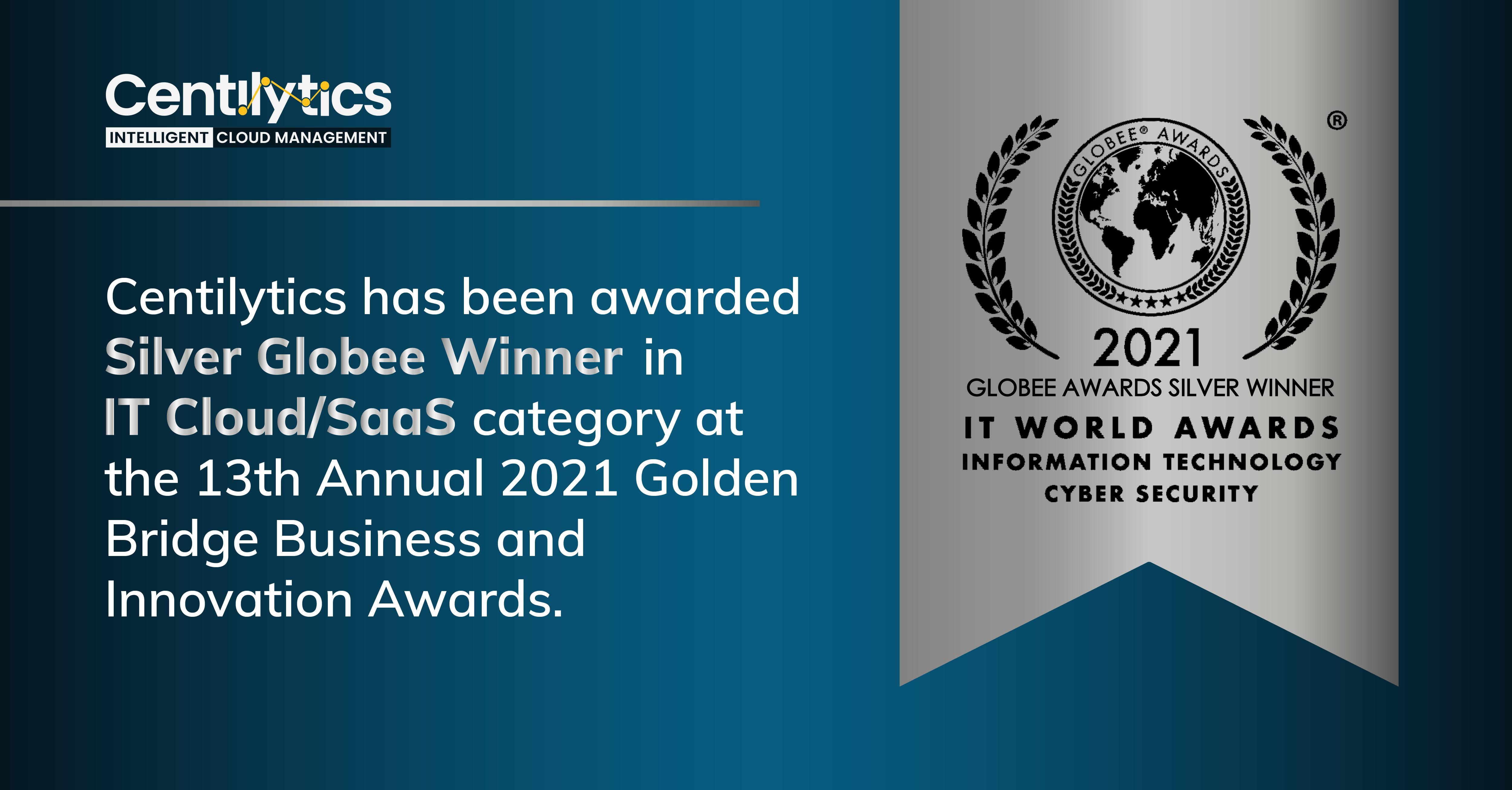 Globee Silver Winner